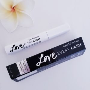 Love Every Lash Bare Minerals Black Mascara